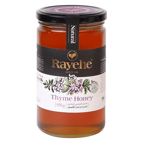 عسل طبیعی آویشن رایحه