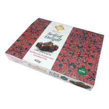 لوکوم با روکش شکلات قدیما ۴۰۰ گرم
