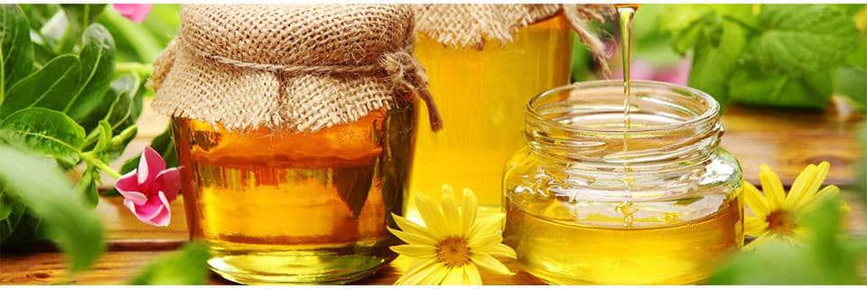 عسل مخصوص چند گیاه 850 گرمی رایحه