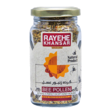 گرده زنبور عسل ایرانی ۱۲۰ گرمی رایحه