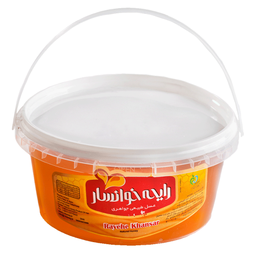 عسل انگبین سطلی 1 کیلوگرمی رایحه