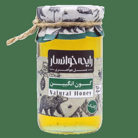 عسل انگبین ارگانیک 250 گرمی رایحه