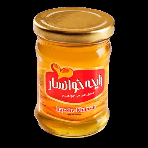 عسل طبیعی 300 گرمی رایحه
