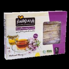 عسل معمولی ساشه تکنفره 12 گرمی 40 عددی رایحه